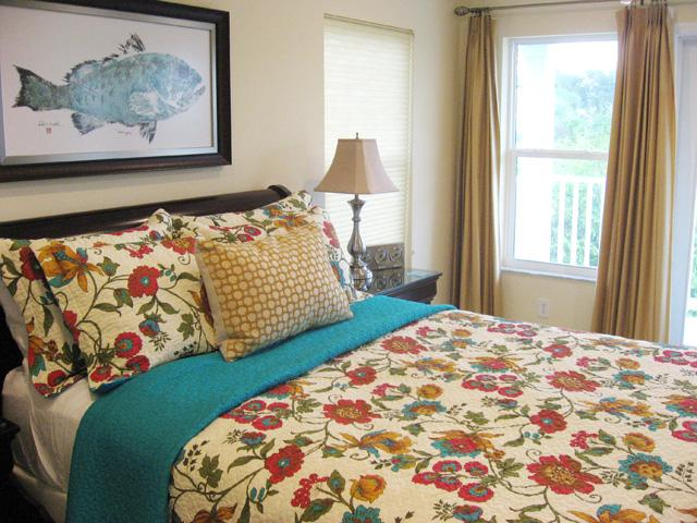 Master bedroom - Casa Del Mar - Holmes Beach - rentals
