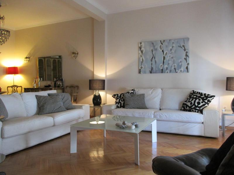 Merkuri Apartment, next Kolonaki area, Free transf - Image 1 - Athens - rentals