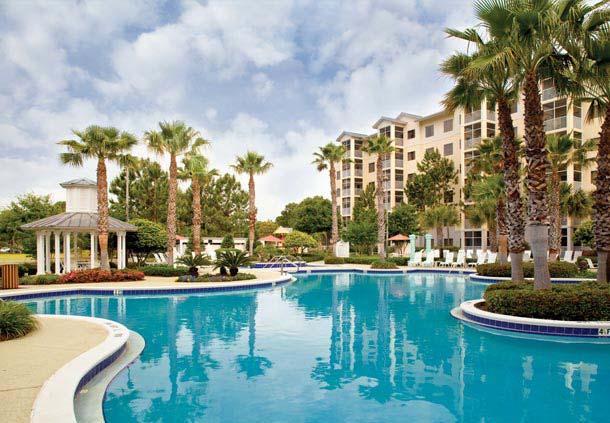 pool - Marriotts Legends Edge At Bay Point,panama City Fl - Panama City - rentals