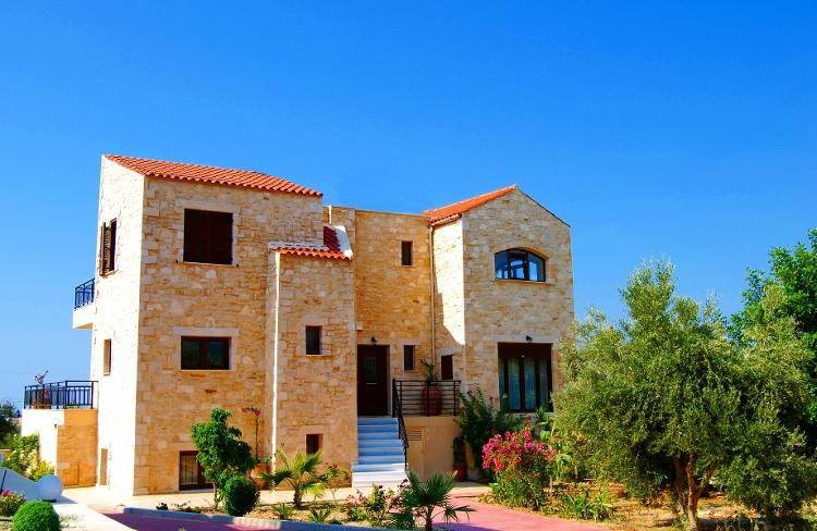 4 Bedroom Villa in Rethymno - Image 1 - Rethymnon - rentals