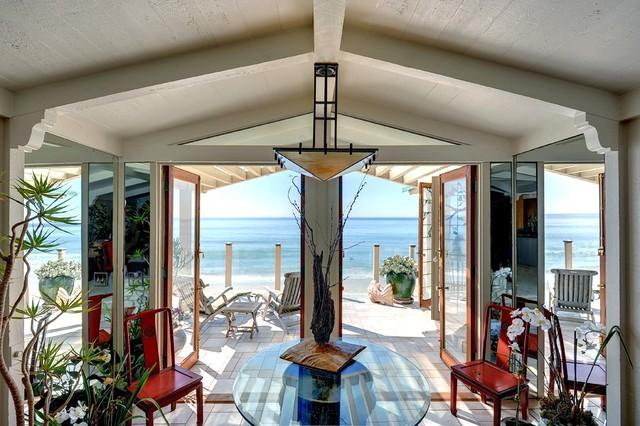 On the sand, just 6 miles from Santa Monica - Endless Summer on the Sand at a Malibu Beach Villa - Malibu - rentals