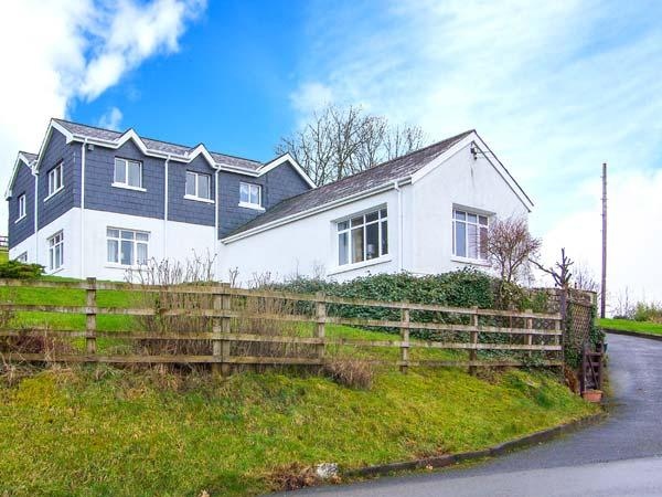 PENCARREG, woodburner, WiFi, en-suite, beautiful views, detached cottage near Llandeilo, Ref. 28067 - Image 1 - Llandeilo - rentals