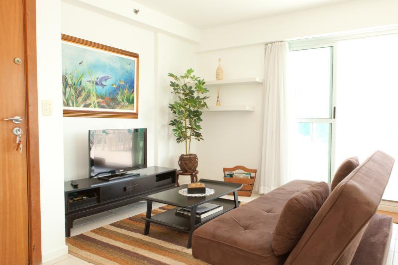 living room - Ocean View Resort Apartment - Rio de Janeiro - rentals