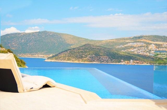 Stunning 5 bedroom luxury villa Kalkan - Image 1 - Kalkan - rentals