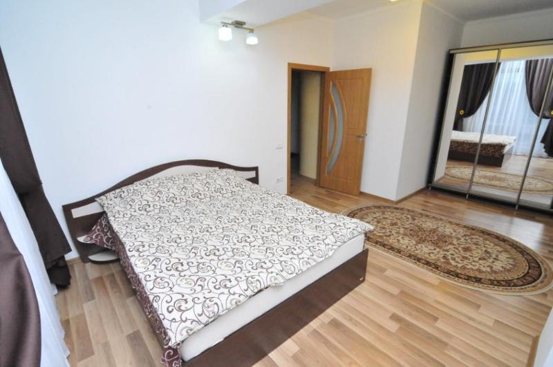 Chisinau apartment in a new block - Image 1 - Chisinau - rentals