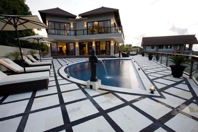 Villa & Pool Oveview - Royalty King, 6BR, Ocean View, Jimbaran - Jimbaran - rentals
