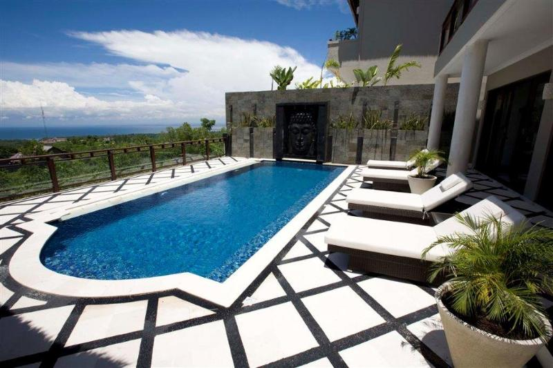 Pool View - Royalty Queen Villa, 6 bed, Ocean View, Jimbaran H - Jimbaran - rentals