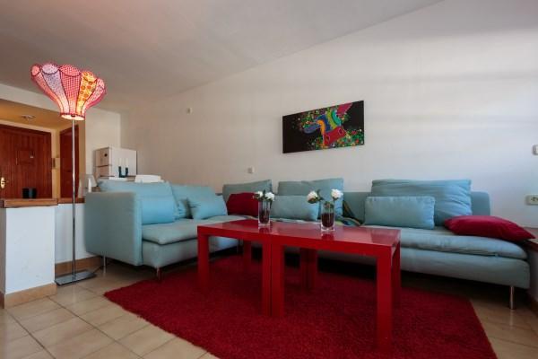 Livingroom Ca na Mariya - Modern apartment with great harbourview - Cala d'Or - rentals