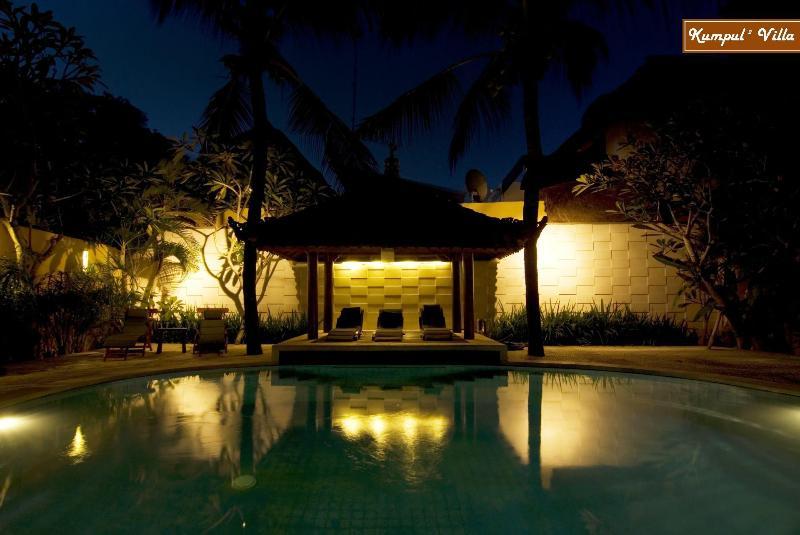 Villa 1 Bedroom Deluxe Beach + Breakfast - Image 1 - Kuta - rentals