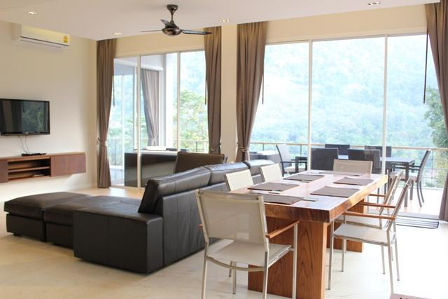 Penthouse Mountain View Apartment - Image 1 - Kamala - rentals