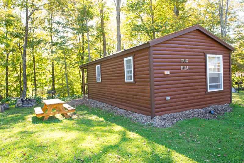 Tug Hill Lodge, One-bedroom Cabin - Image 1 - Taberg - rentals