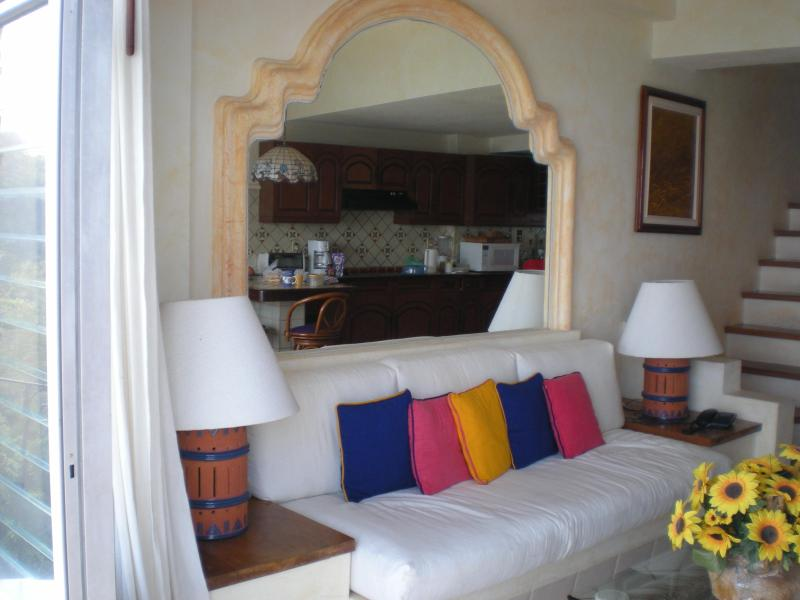 Enjoy beautiful views of Banderas Bay,  Puerto Vallarta and tropical  mountains. - Image 1 - Puerto Vallarta - rentals