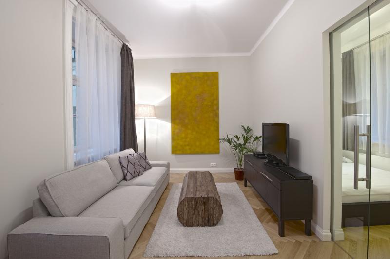 One-Bedroom Hip Apartment - One-Bedroom Hip Apartment - Prague - rentals