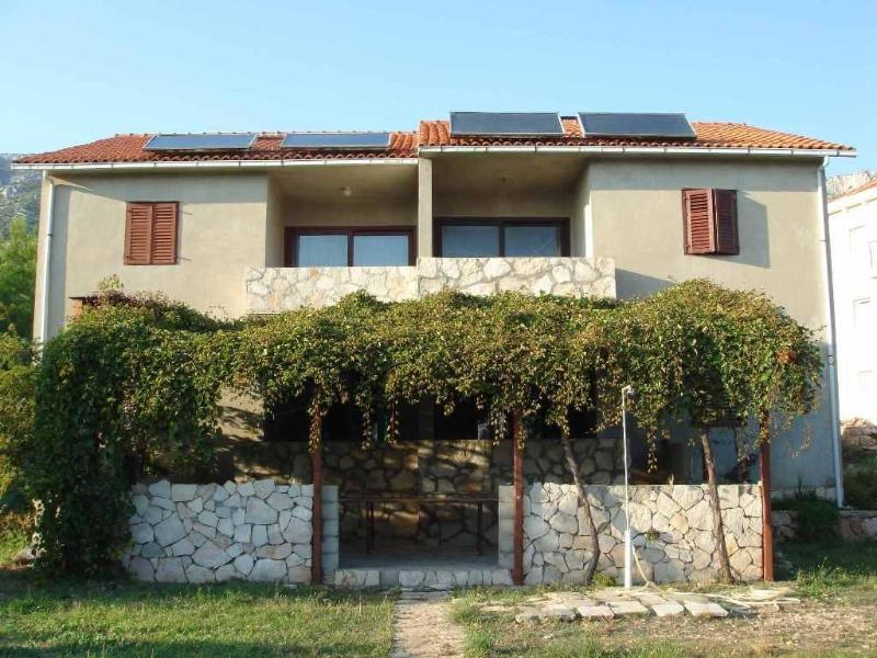 Apartments Zmaj - island Hvar Zavala AP1 (4+1) - Image 1 - Hvar Island - rentals