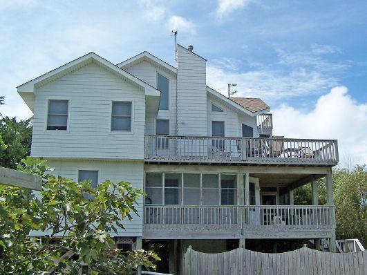 CR15: Admirals Retreat - Image 1 - Ocracoke - rentals