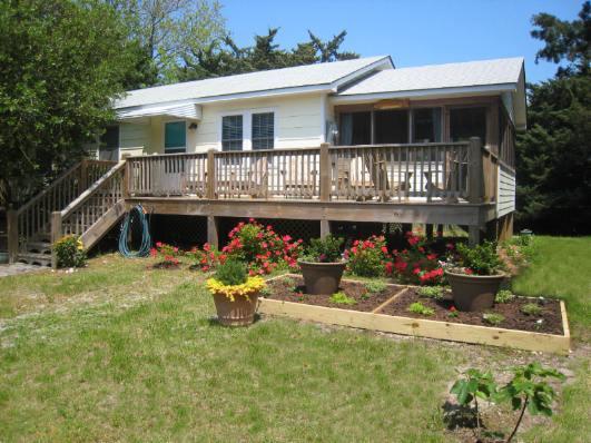 CR39: Creek Road Cottage - Image 1 - Ocracoke - rentals
