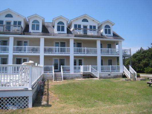 CR41: Villa 4 on Lighthouse Road - Image 1 - Ocracoke - rentals