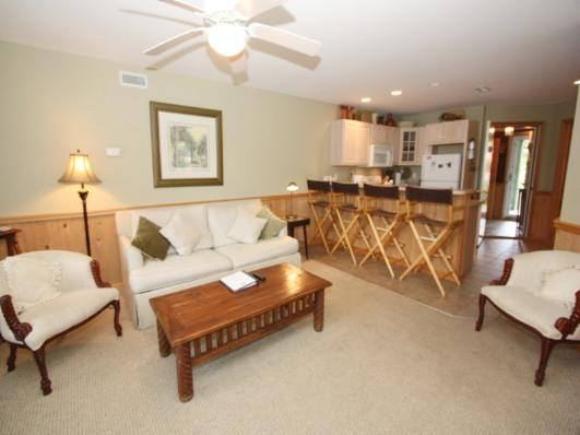 CV05: Portsmouth CV05 - Two Bedroom Villa - Image 1 - Ocracoke - rentals