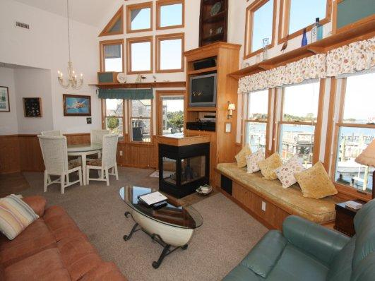 CV9A: Net House 9A - One Bedroom Villa - Image 1 - Ocracoke - rentals