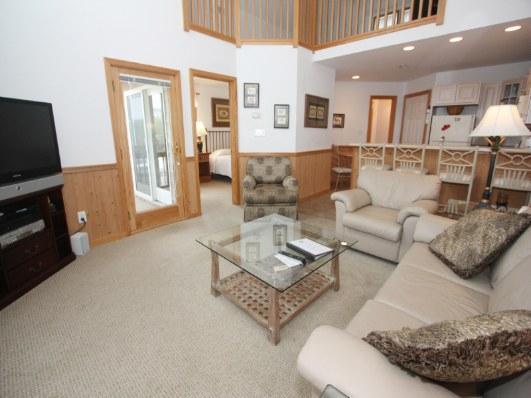 CV7A: North Point 7A - One Bedroom Villa - Image 1 - Ocracoke - rentals