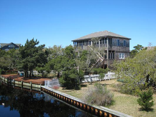 OC03: Fieldings Cottage - Image 1 - Ocracoke - rentals