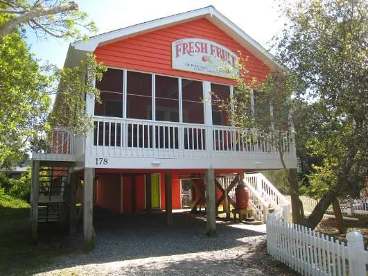SV28: Fresh Fruit - Image 1 - Ocracoke - rentals