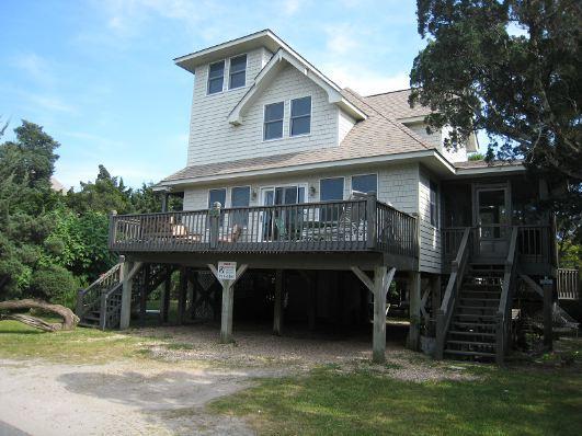 UT02: Crows Nest - Image 1 - Ocracoke - rentals
