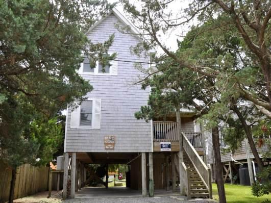 UT56: Doc's Holiday - Image 1 - Ocracoke - rentals
