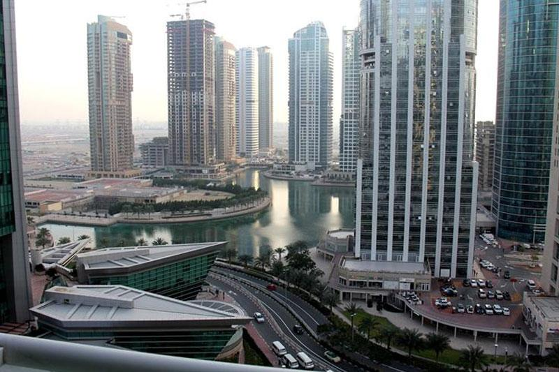 444 Amazing One Bed Right Next To Metro Station - Image 1 - Jumeirah Lake Towers - rentals