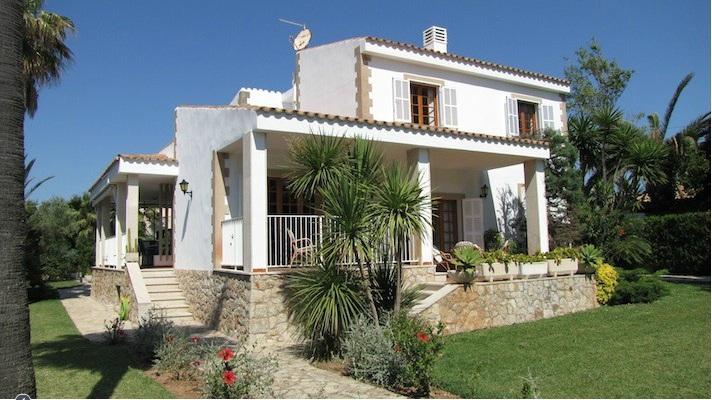 Beautiful villa in Port de Pollensa. - Image 1 - Port de Pollenca - rentals