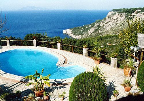 Villa Mesole - Image 1 - Anacapri - rentals
