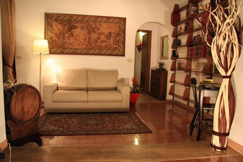 La Trasteverina apartment - Image 1 - Rome - rentals