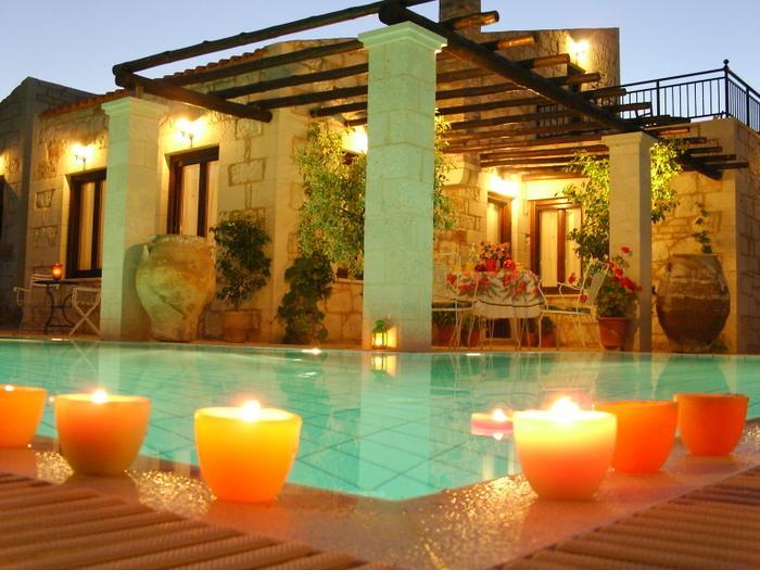 Stone Villa in Chania - Image 1 - Chania - rentals
