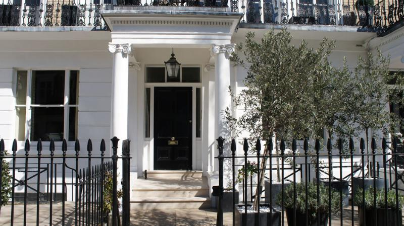 Facade - Wonderful London Rental at The Boutique Apartment - London - rentals