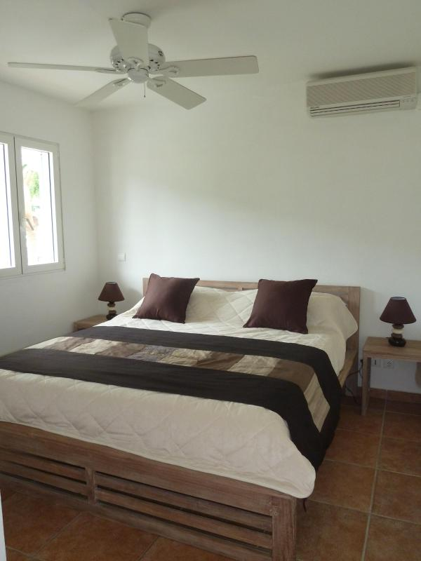 Newly built apartment building with 3 private pools close to the beach. - Image 1 - Anse Marcel - rentals