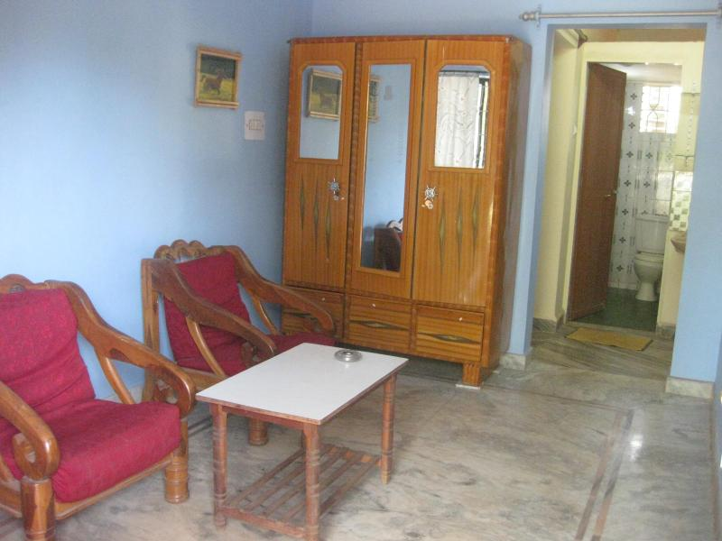 Hall - Cozy Room /Apartment located in Morjim Goa - Morjim - rentals