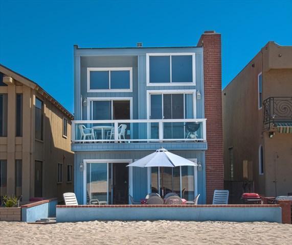 Front - 3703 B Seashore Drive- Upper 4 Bedroom 3 Baths - Newport Beach - rentals