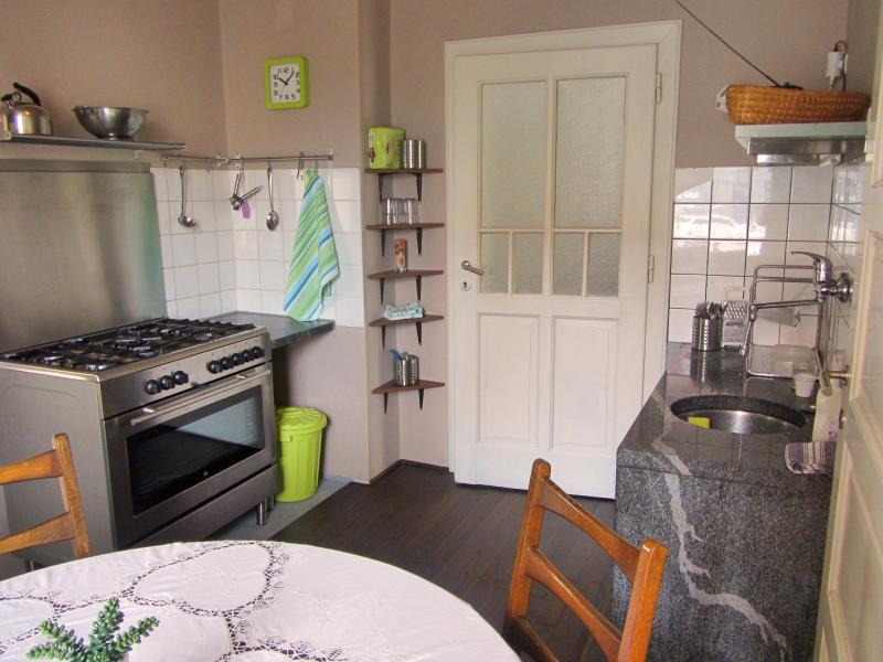 Dunajska Bright Apartment with garden and parking - Image 1 - Ljubljana - rentals