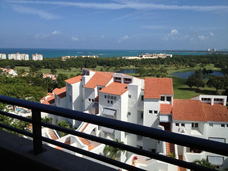 Oceanview from our balcony - PH Villa with breathtaking views - Rio Grande - rentals