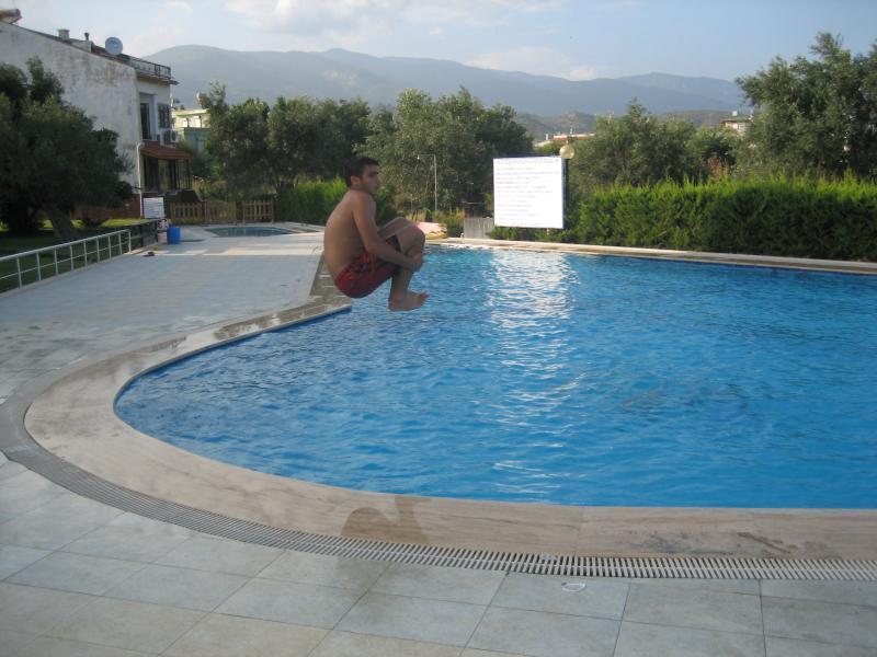 By The Egean Sea,pri̇vate Beach,ni̇ce Furni̇tures, Swi̇mmi̇ngpool,rent For Mountly - Image 1 - Altinoluk - rentals