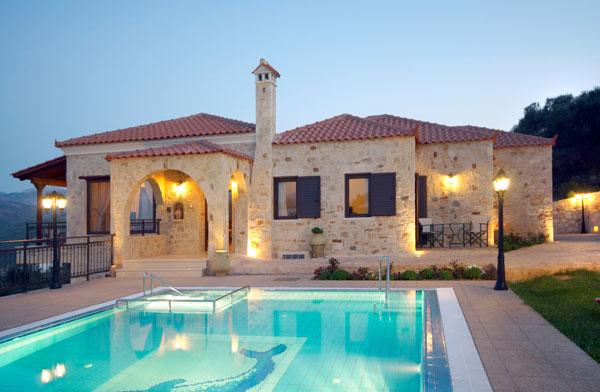 8 guest Villa in Chania - Image 1 - Chania - rentals
