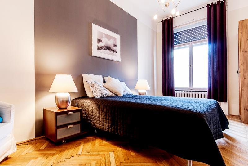 Szép 3 - 3 bedroom apartment, A/C, Wifi, 140 sqm - Image 1 - Budapest - rentals