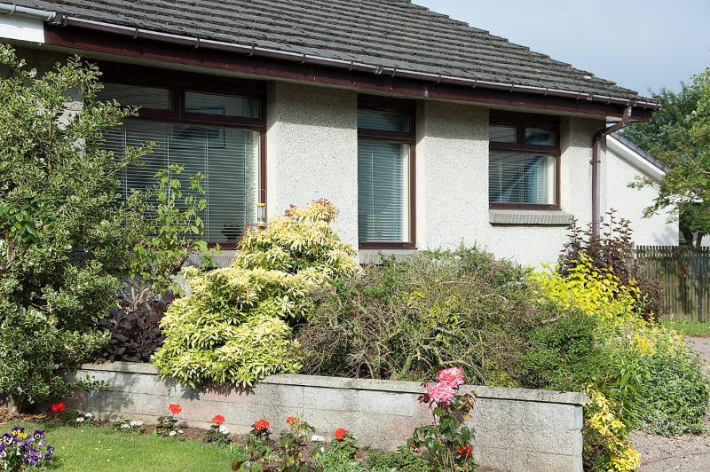 Front of House - Bungalow in Bridge of Don - Aberdeen - rentals