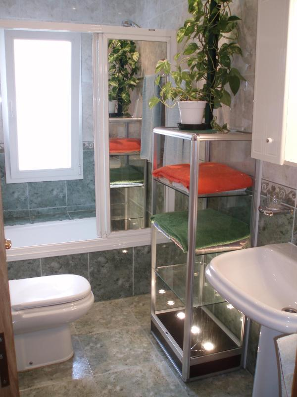 24 hours hot water avaliable - San Fermin Festival Superb Apartment In Downton !! - Pamplona - rentals