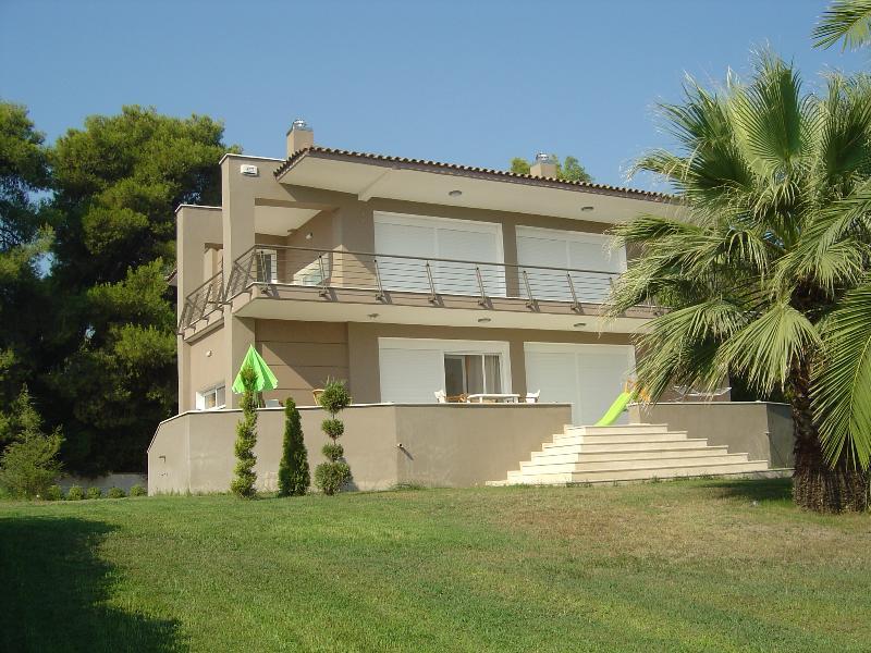 Luxurious Villa Anna Maria in Kriopigi Chalkidiki - Image 1 - Kriopigi - rentals