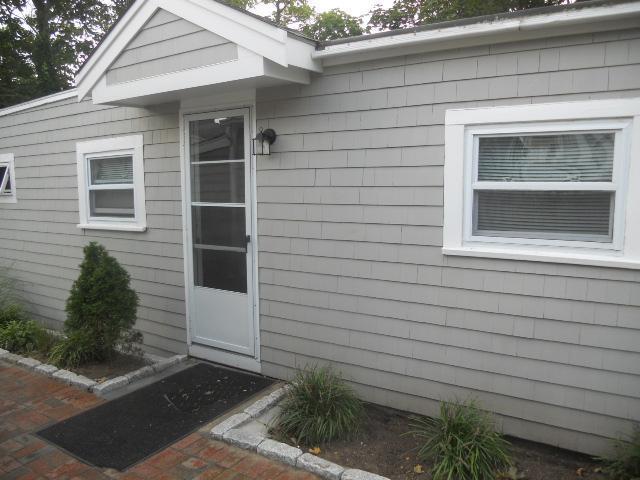 Front entrance - Provincetown Carver St Cottage - Provincetown - rentals