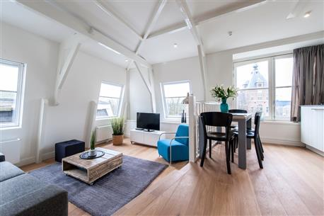Tropen Apartment 7 - Image 1 - Amsterdam - rentals