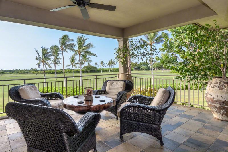 - 110D Fairway Villa  - Hualalai Resort - Mauna Lani - rentals