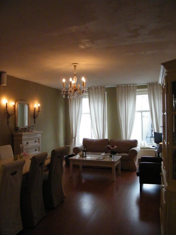 living room - Nice apartement in the centre of Utrecht, Museumkwartier - Utrecht - rentals