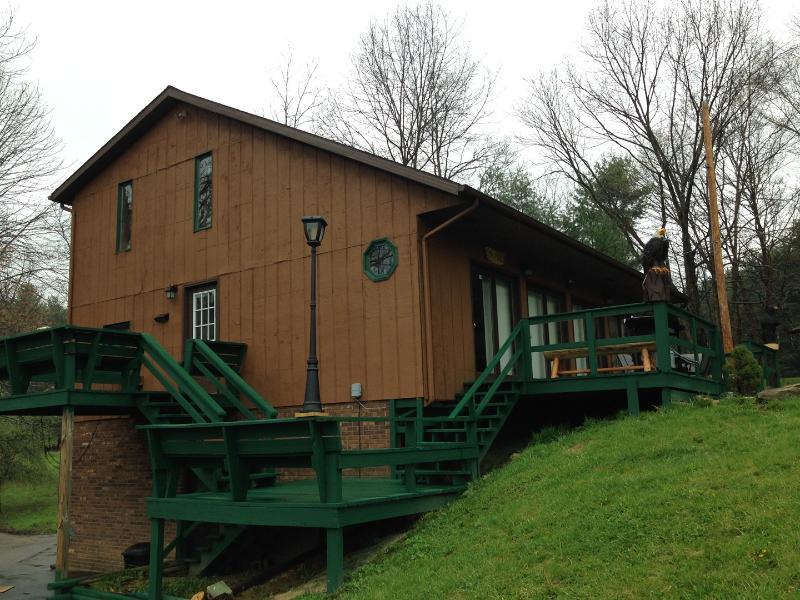 1st Choice Cabin - The Pines - Hocking Hills Ohio - Image 1 - Logan - rentals